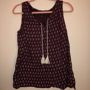 GAP tunic top